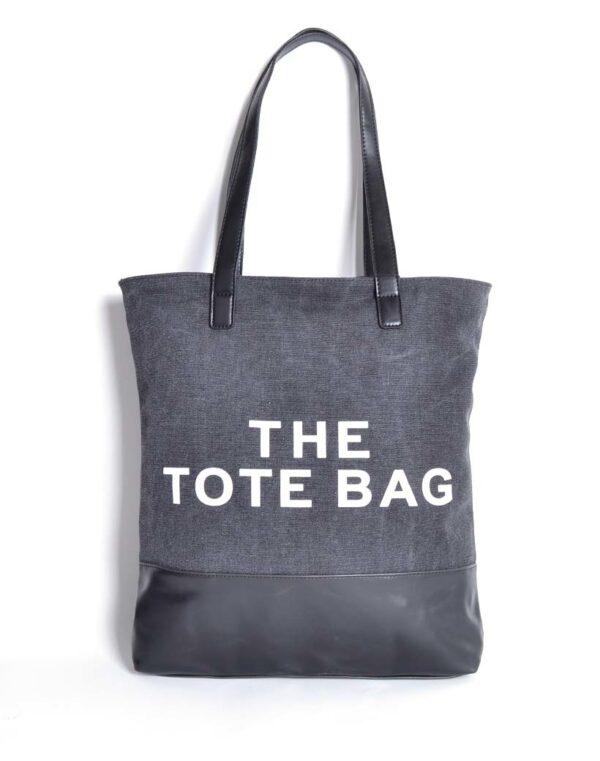 The Totebag Canvas Shopper