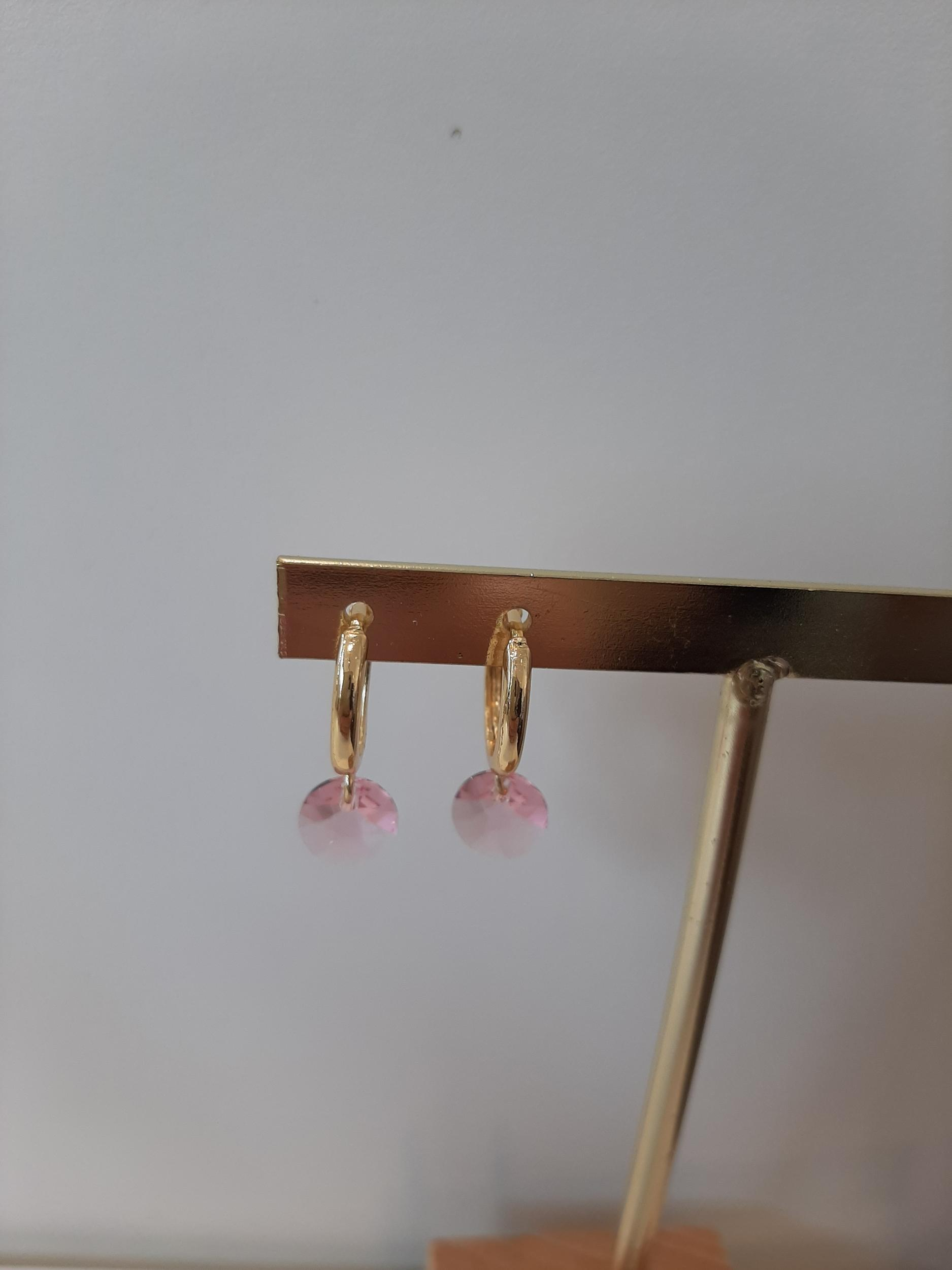 boswaro swarovski earrings