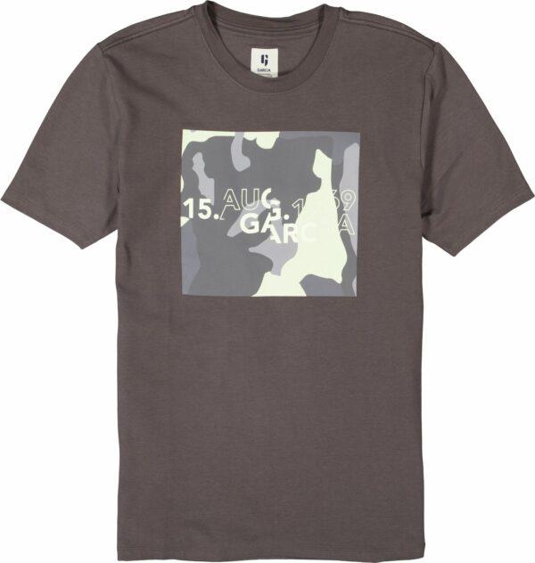 T-shirt opdruk Iron Grey
