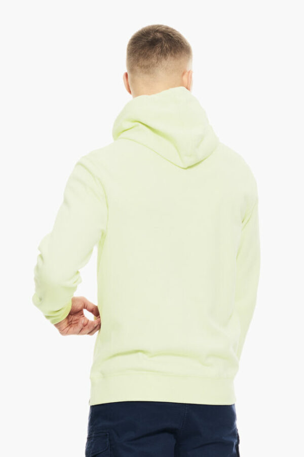 Hoodie Neon Lime