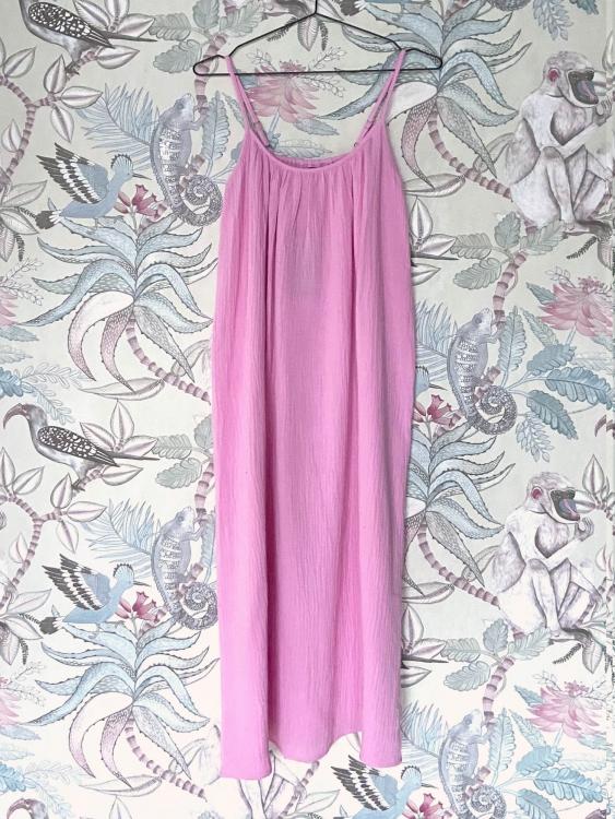 Dress Avery roze tetra
