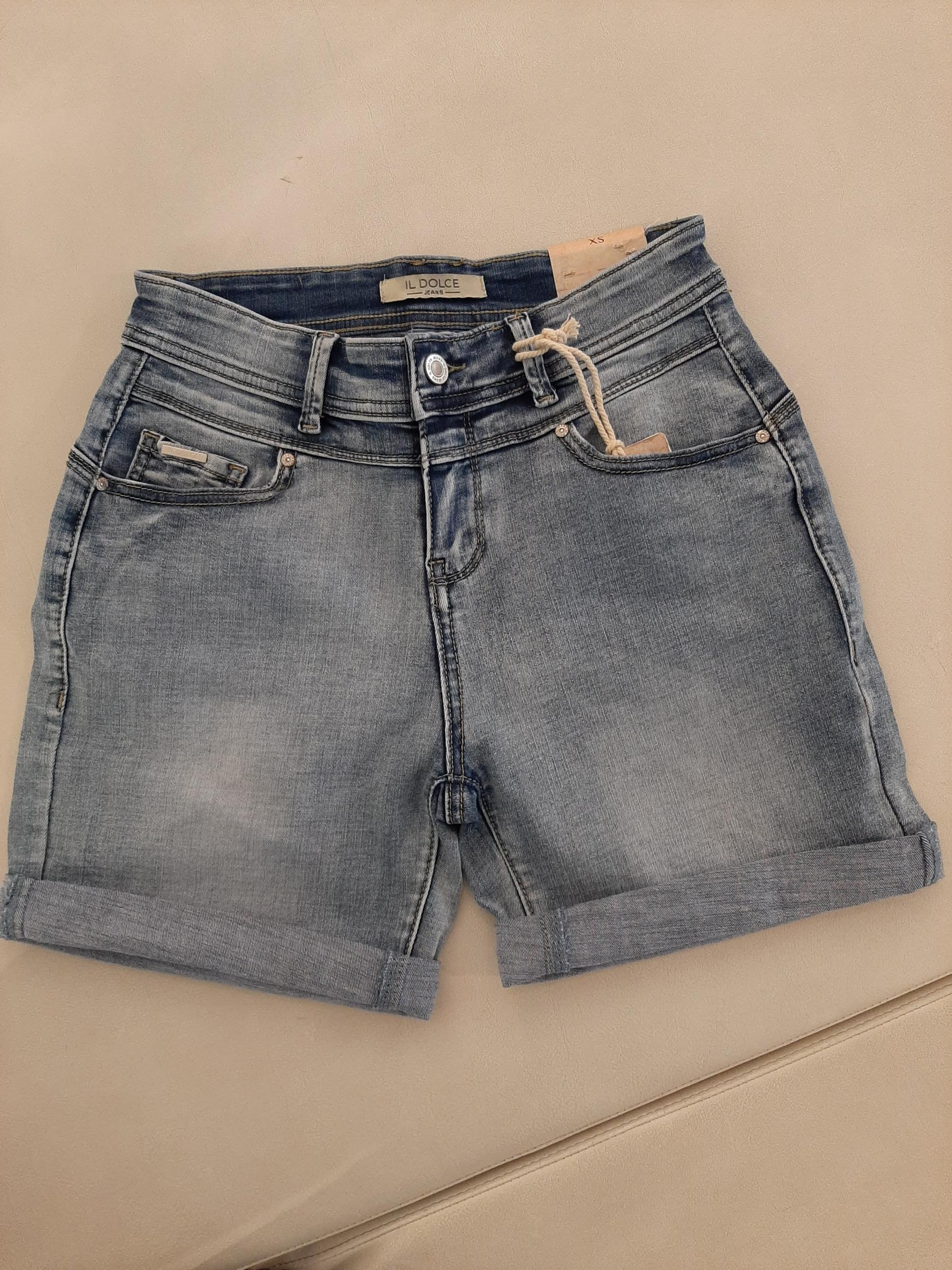 Ashley Jeans Short
