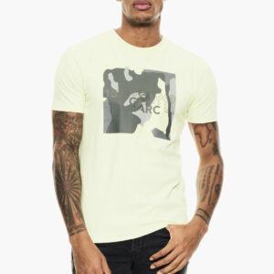 T-shirt opdruk Neon Lime