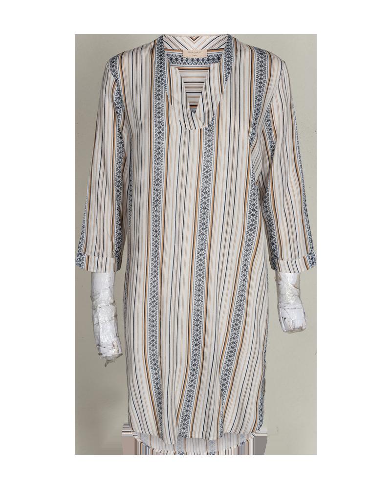 Fqbea tunic dress stripe