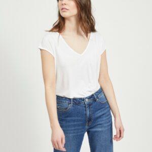 Viscoop t shirt white