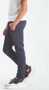 Grope Sweat Trouser Navy