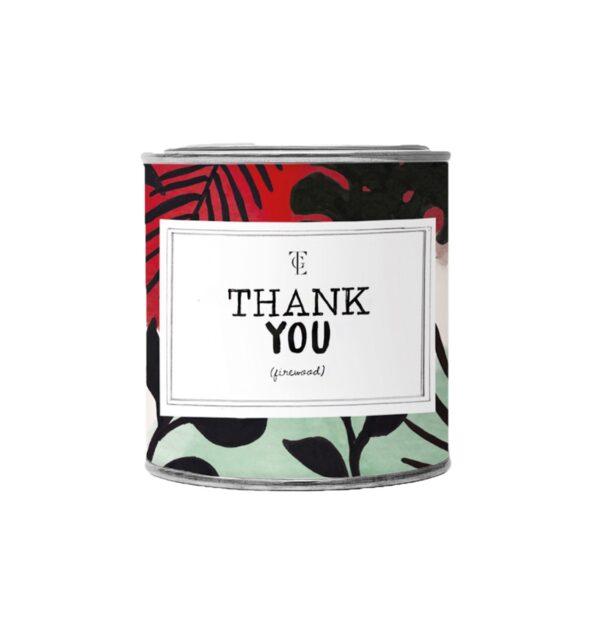 Thank You - Big Candle
