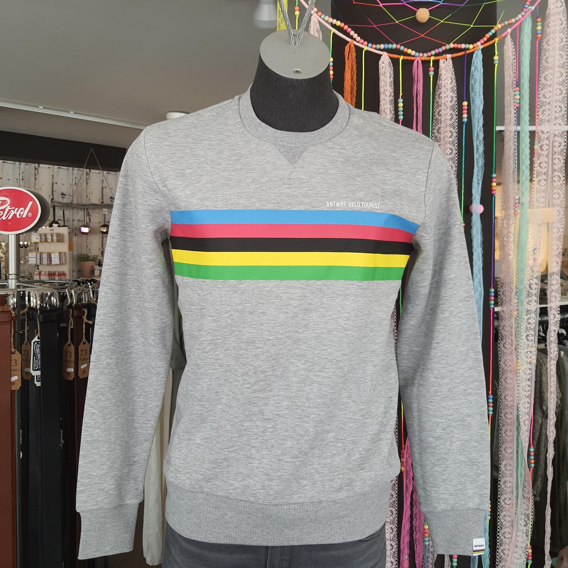 Sweater Velo Tourist Colors