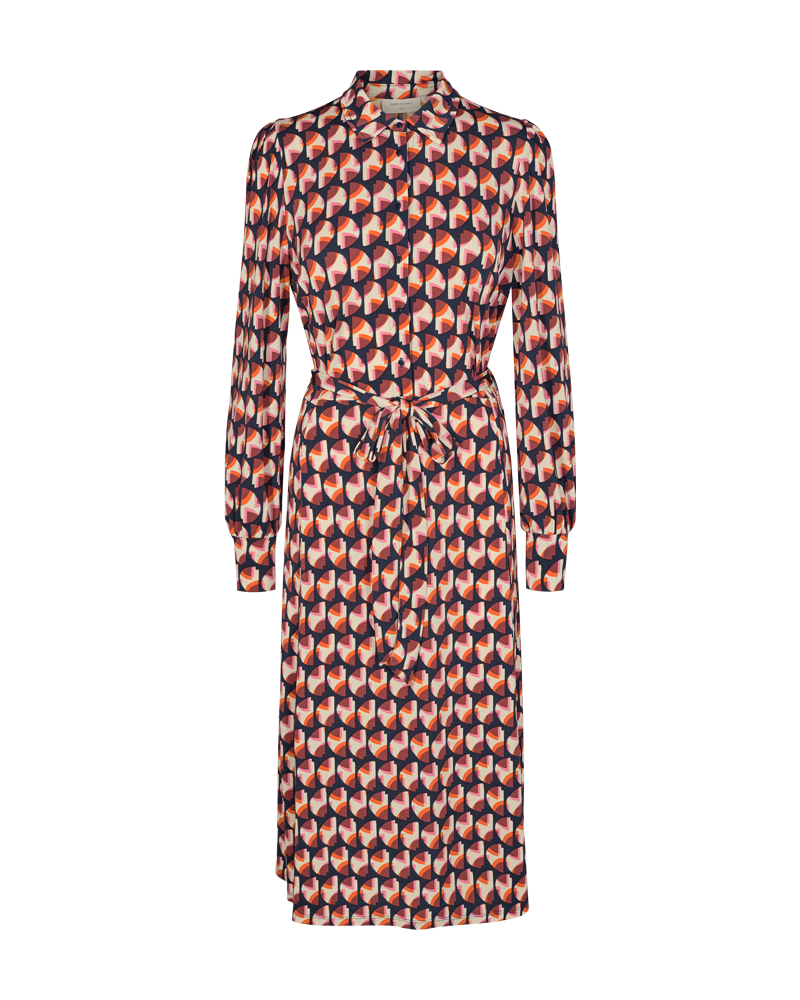 Dress Flame Mix