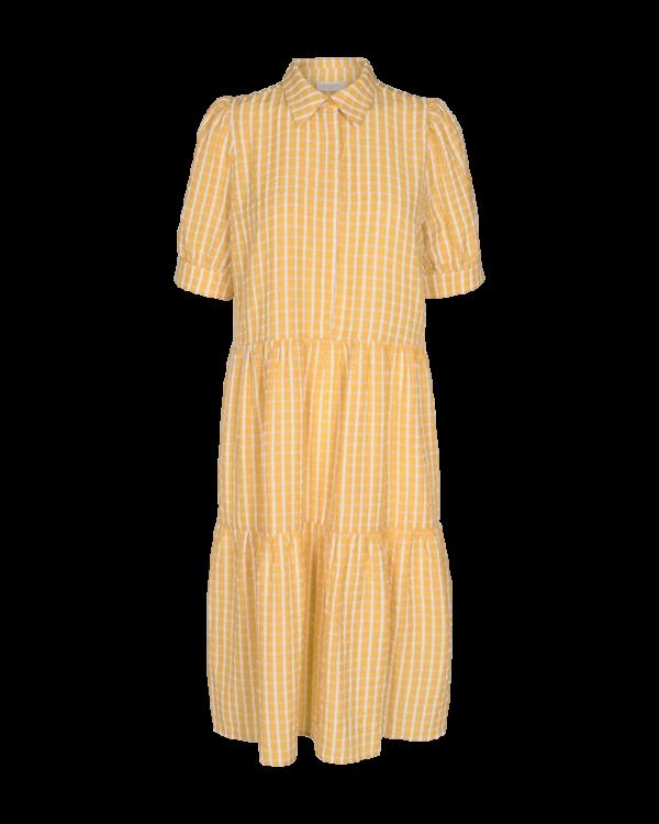 FQscat dress banana