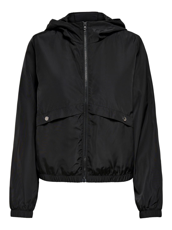 Jdyyo reach hood jacket black