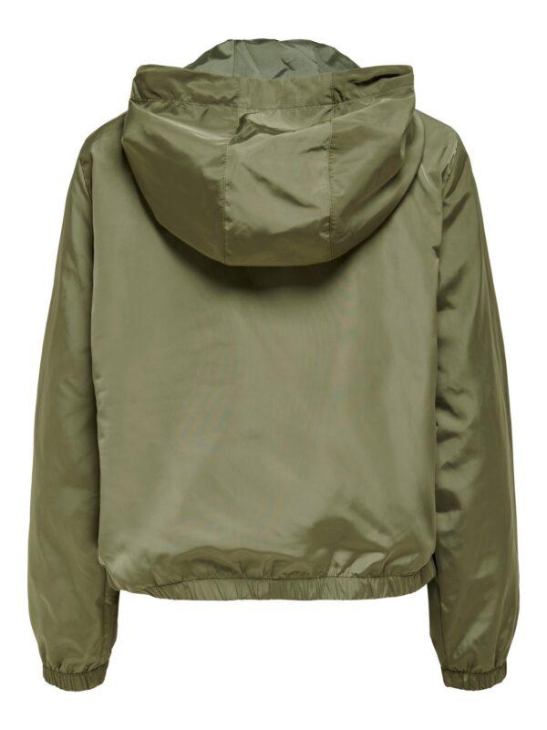 Jdyyo reach hood jacket kalamata
