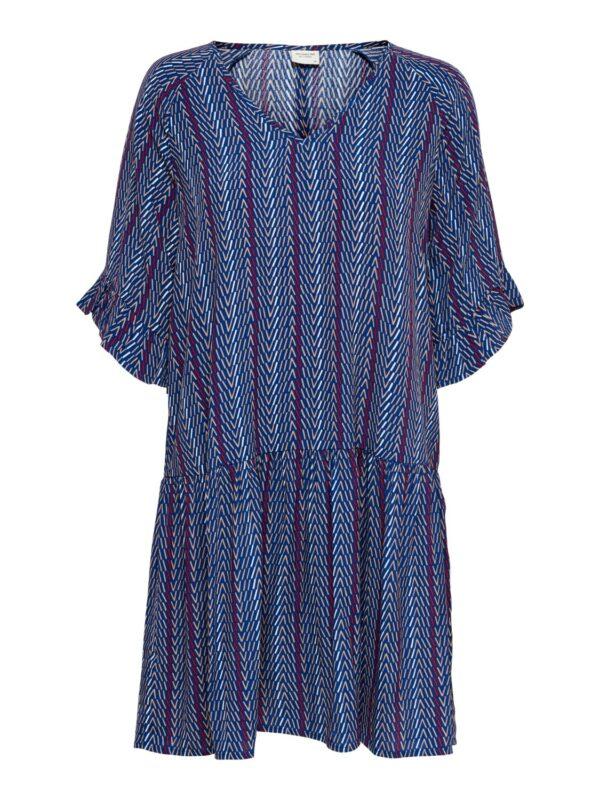 jdywossi dress victoria blue