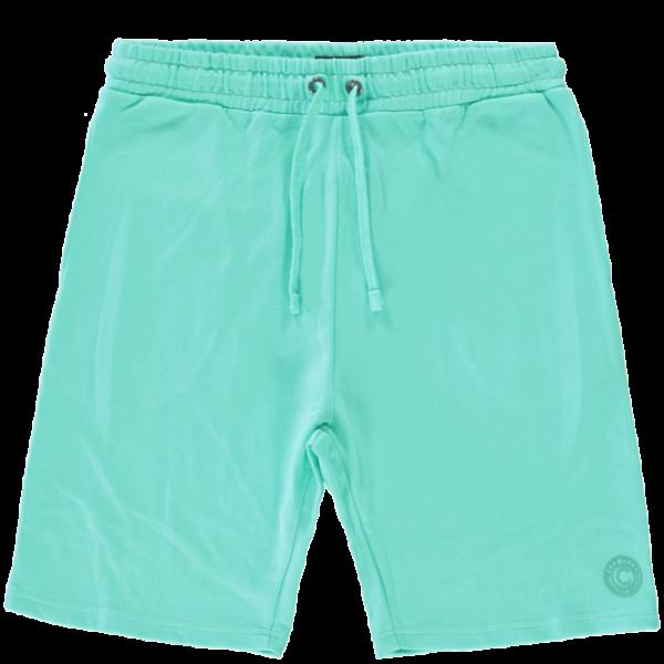 Brady Sweatshort Aqua