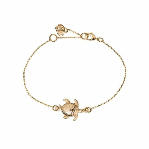 Turtle Bracelet GOUD