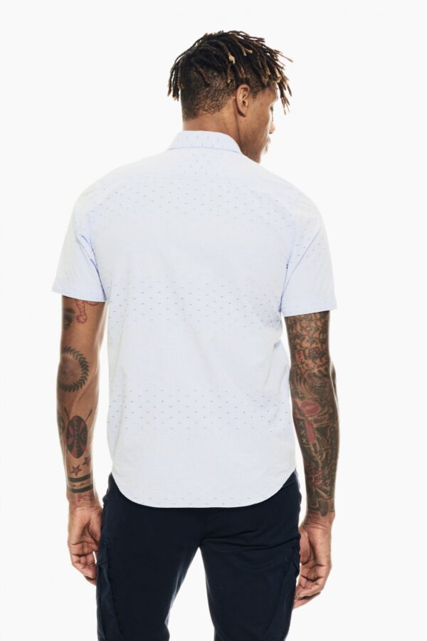 Hemd Short Sleeve Light Blue