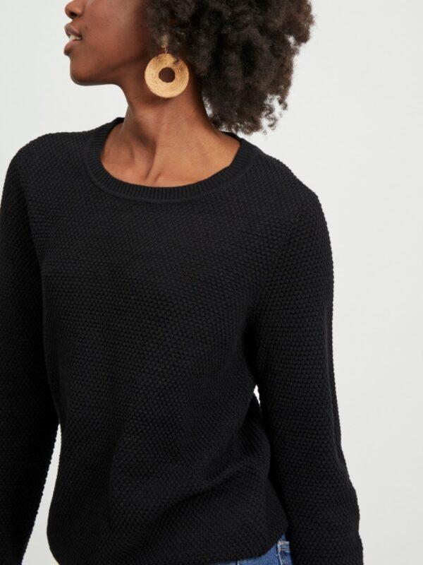 Vichassa o neck black