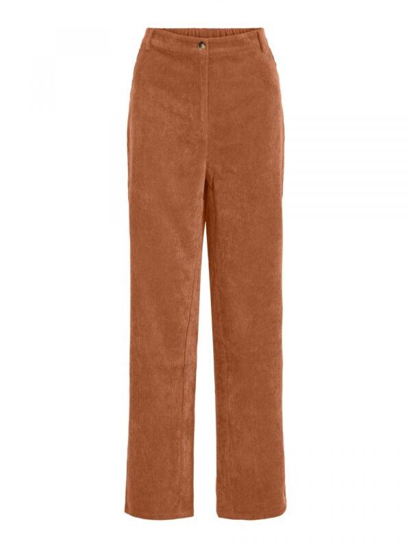 Vives RwRx Pants Rib Oak Brown