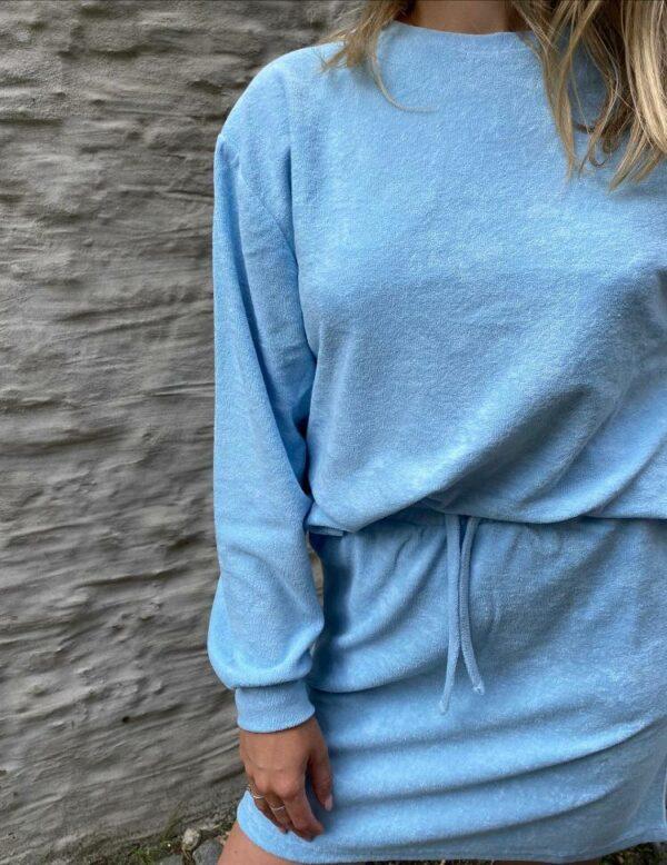 Jdyjavi pull cashmere blue