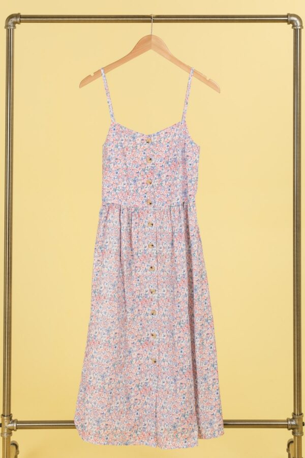 Midi Dress Violet