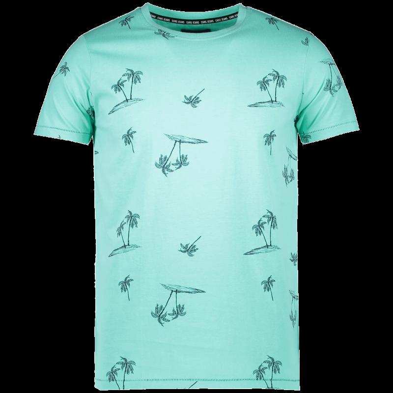 Ruther Aqua T-shirt