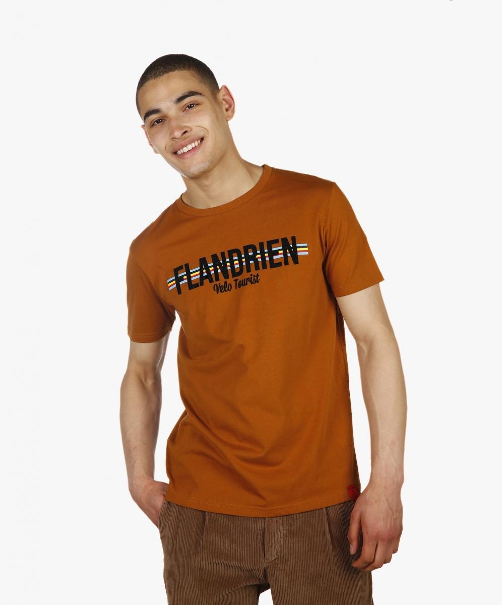 T-shirt Flandrien Old Glory ANTWRP