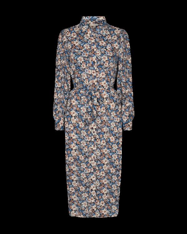 FqRegitze Dress Dutch Blue Mix