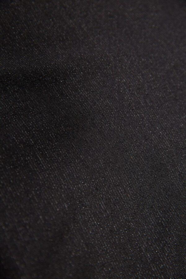 T-shirt Lurex Black