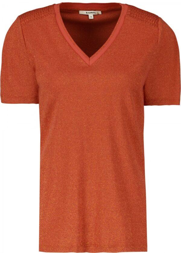 T-shirt Lurex Ginger Spice