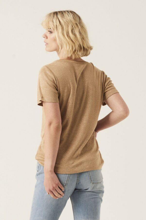T-shirt Lurex Tannin