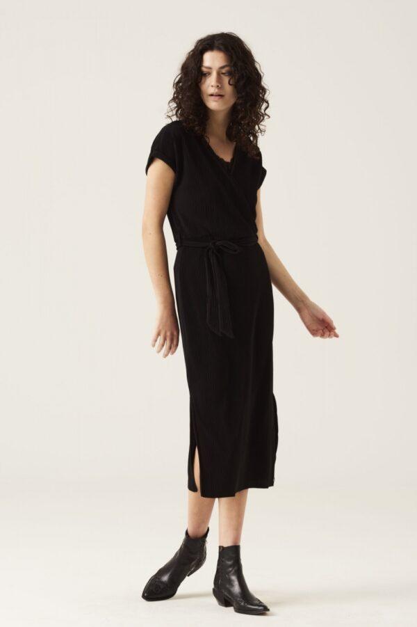 Dress rib black
