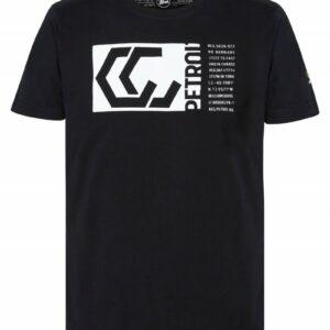 T-shirt Round Neck Black