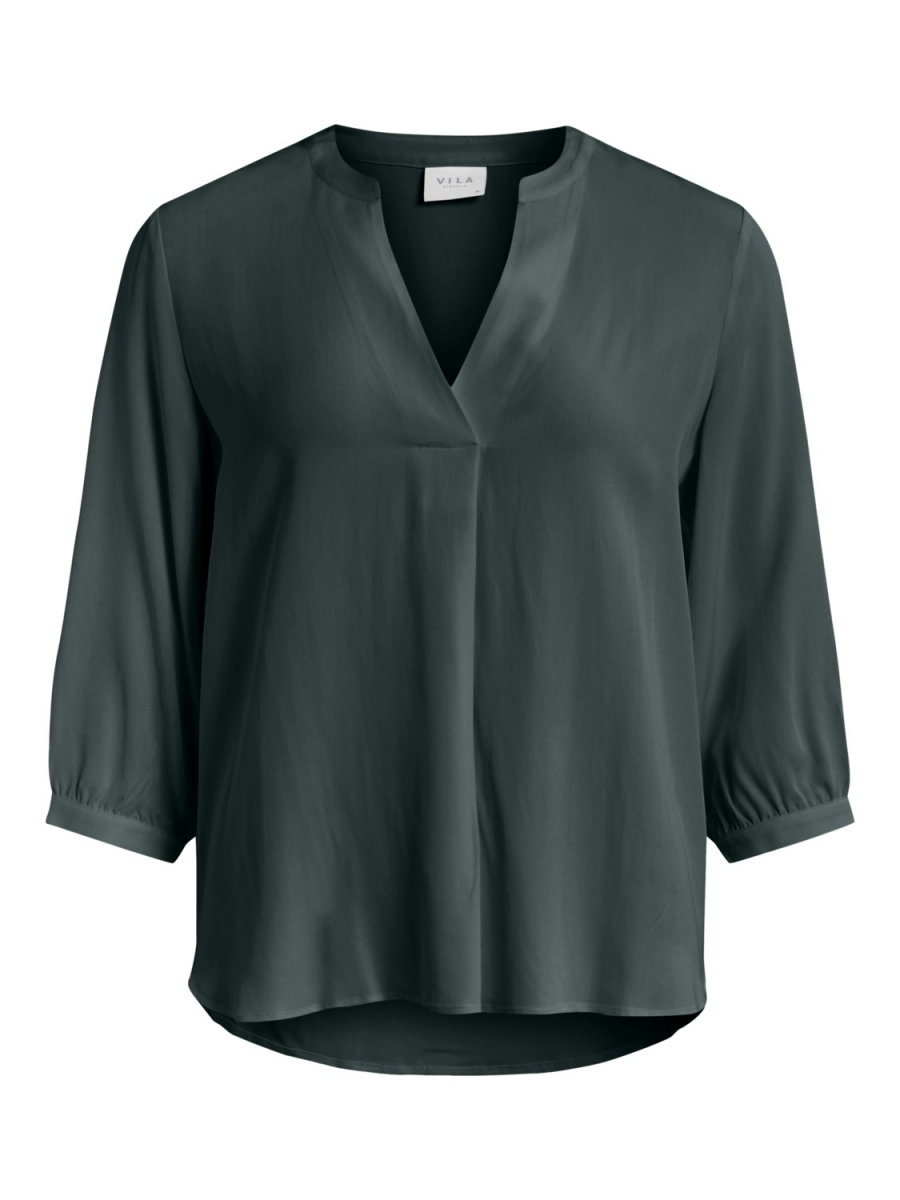 ViDania 3/4 shirt Darkest Spruce