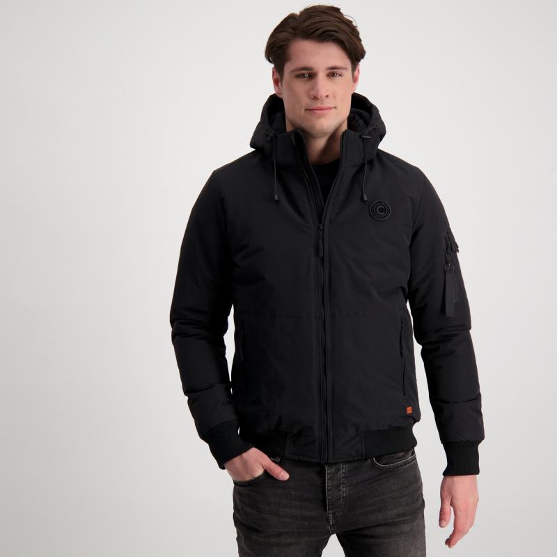 Jacket Bayham BLACK