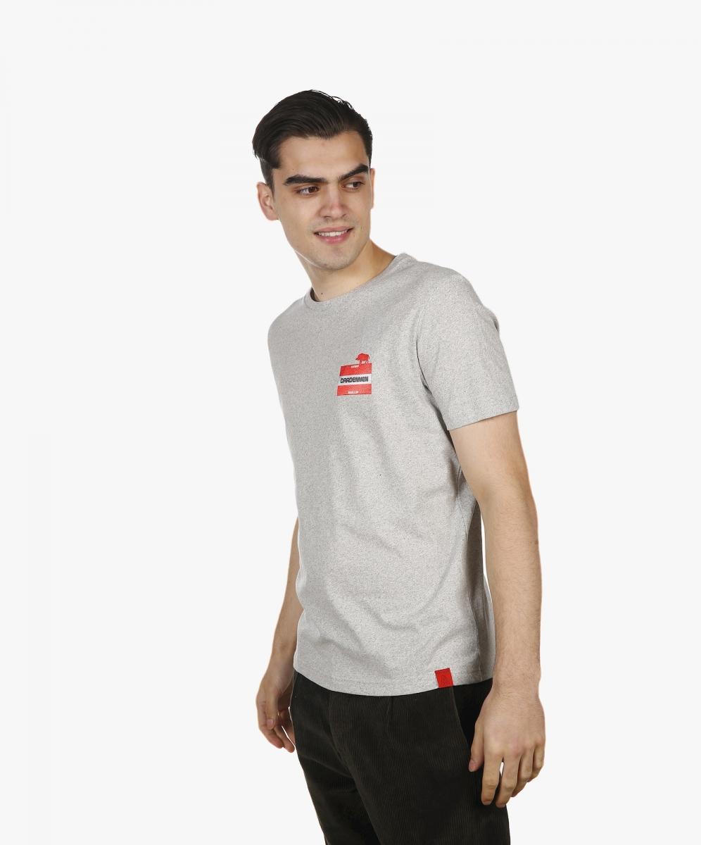 T shirt dardennen bouillon grey