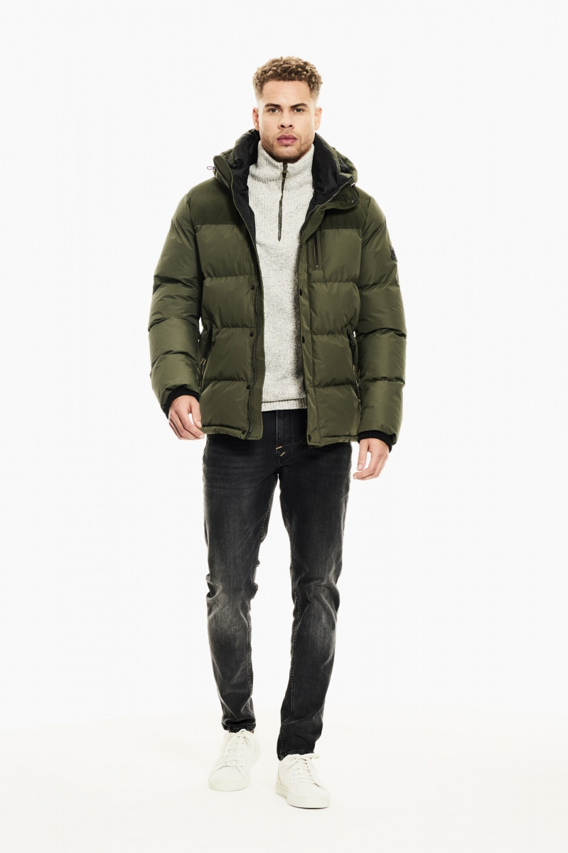 Outdoor Jacket Forest Shade