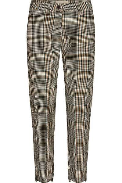 FqRex Checked Pants